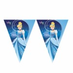 Cinderella Triangle Pennant Flag Banner
