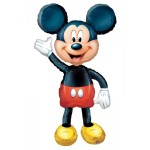 Mickey Mouse Jumbo Airwalker Balloon 54in