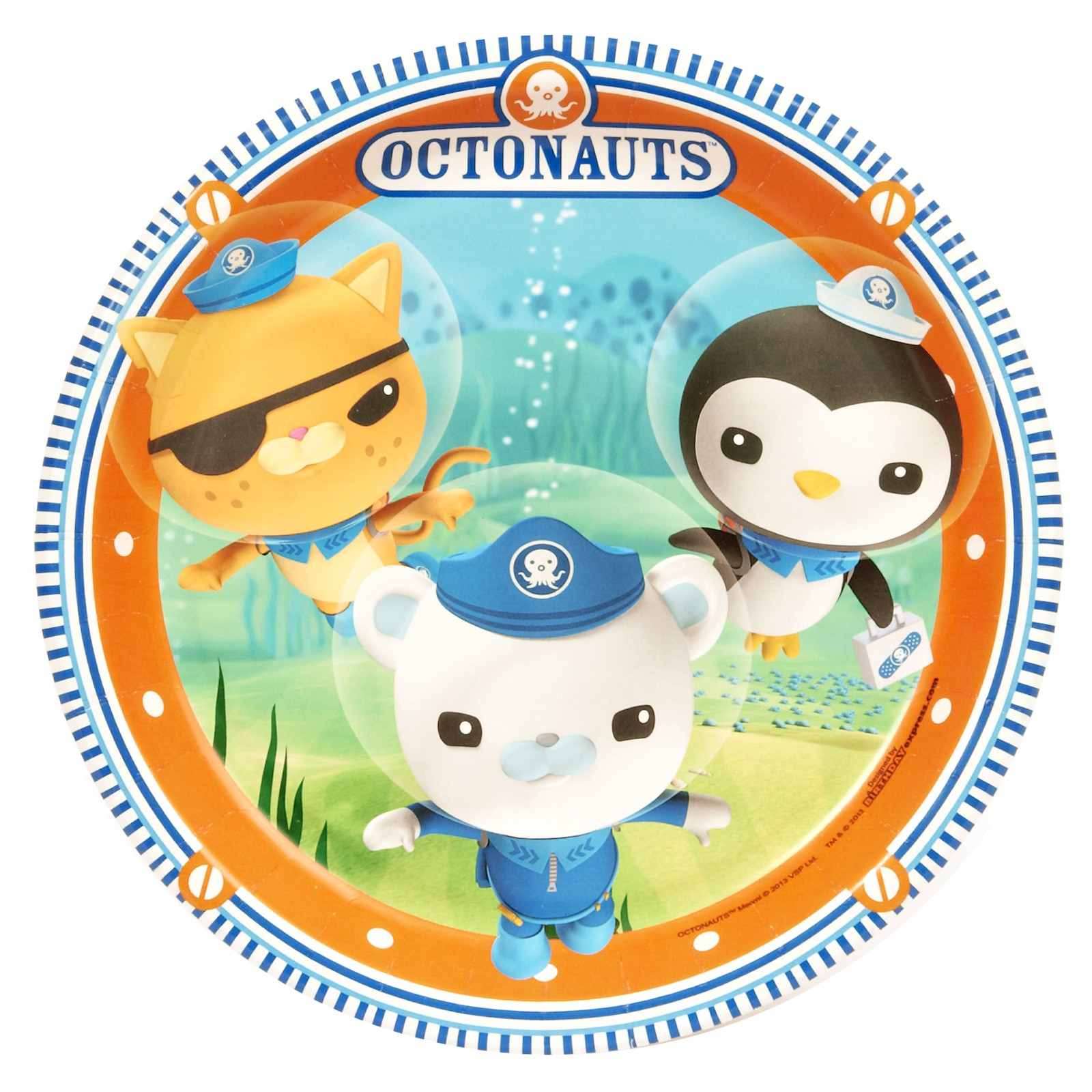 This Party Started Product Categories OCTONAUTS Party Supplies