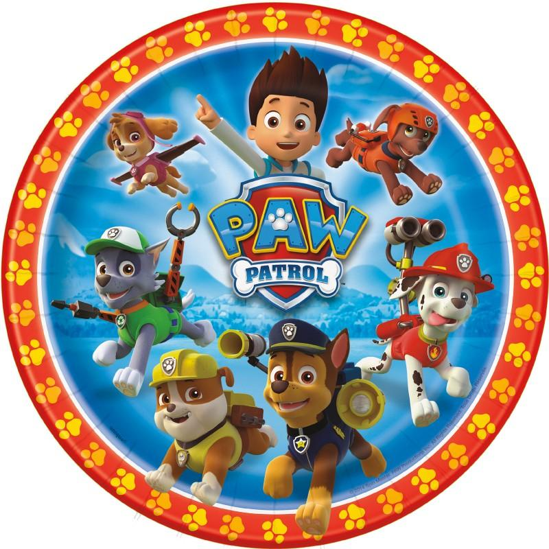 Home Accessories Cake Icing Images Paw Patrol