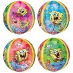 Sponge Bob Squarepants Orbz Balloons