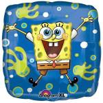 SpongeBob Balloon Joy Mylar Balloon