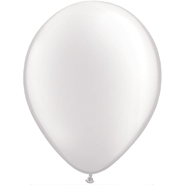 White Pearl Party Balloon