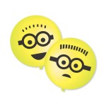 Minions Punch Balls Latex Balloons