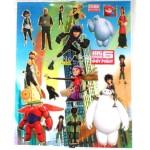 Big Hero 6 Stickers-1