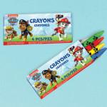 PAW PATROL CRAYON FAVORS