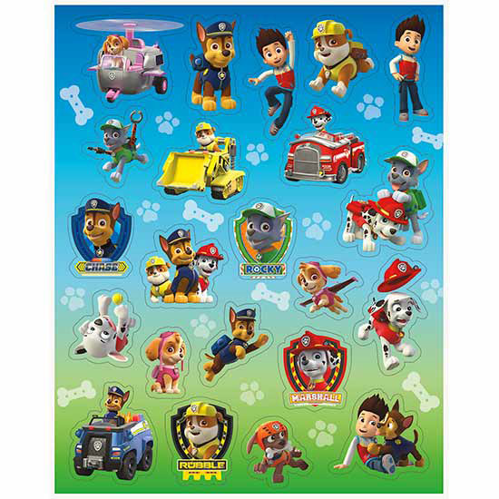 PAW PATROL STICKER | This Party Started