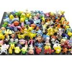 Pokemon & Friends Mini Figures