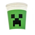 Minecraft Party Cups