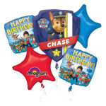 BOUQUET PAW PATROL BIRTHDAY BOUQUET Balloons