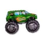 Big Wheels Monster Truck Green