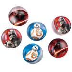 Star Wars Bounce Balls