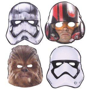 Star Wars Paper Masks
