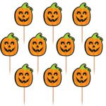 Cute Halloween Cupcake Picks 36ct
