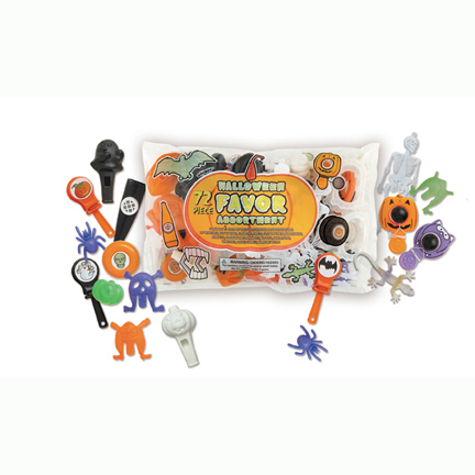Halloween Party Favor Pack