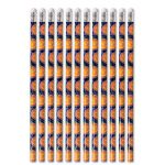 Playful Pumpkin Pencils 12ct
