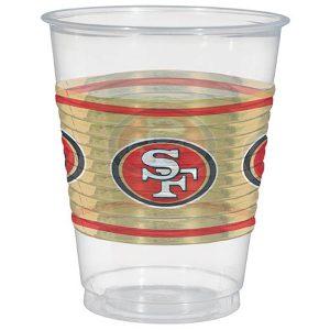 SAN FRANCISCO 49ERS CUPS