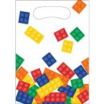Lego Block Party Treat Bags