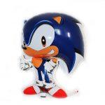 Sonic 3D Jumbo Foil Balloon