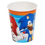 Sonic Boom Party Cups