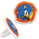 Sonic Party Rings