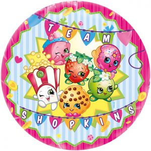 Shopkins Cake Icing Image This Party Started