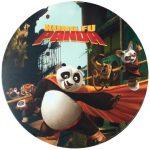 Kung Fu Panda Cake Image