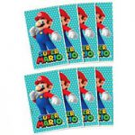 Super Mario Jumbo Sticker