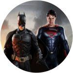 Batman-v-Superman cake image-1