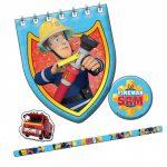 Fireman Sam Favor Pack