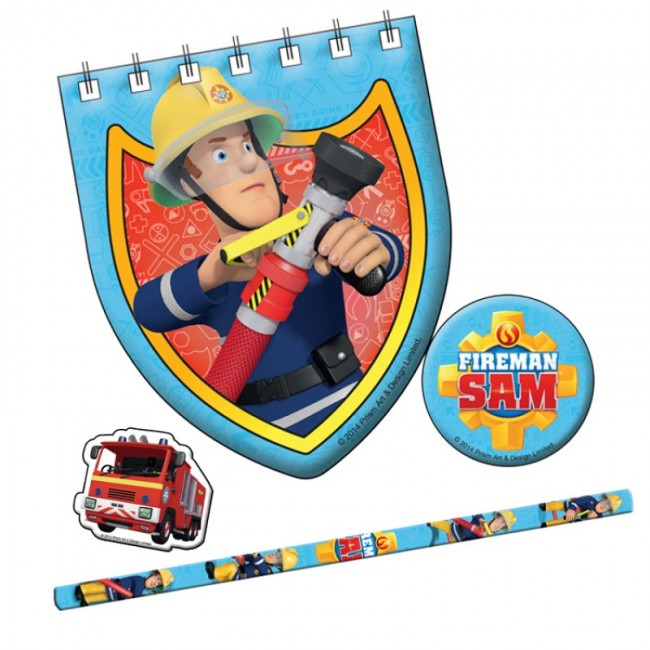 Fireman Sam Favor Pack