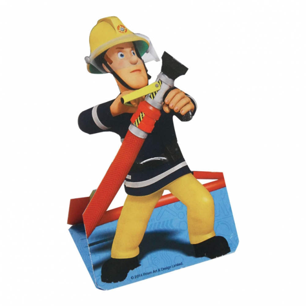 Fireman Sam Invites