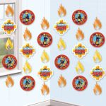 Fireman Sam String Decoration