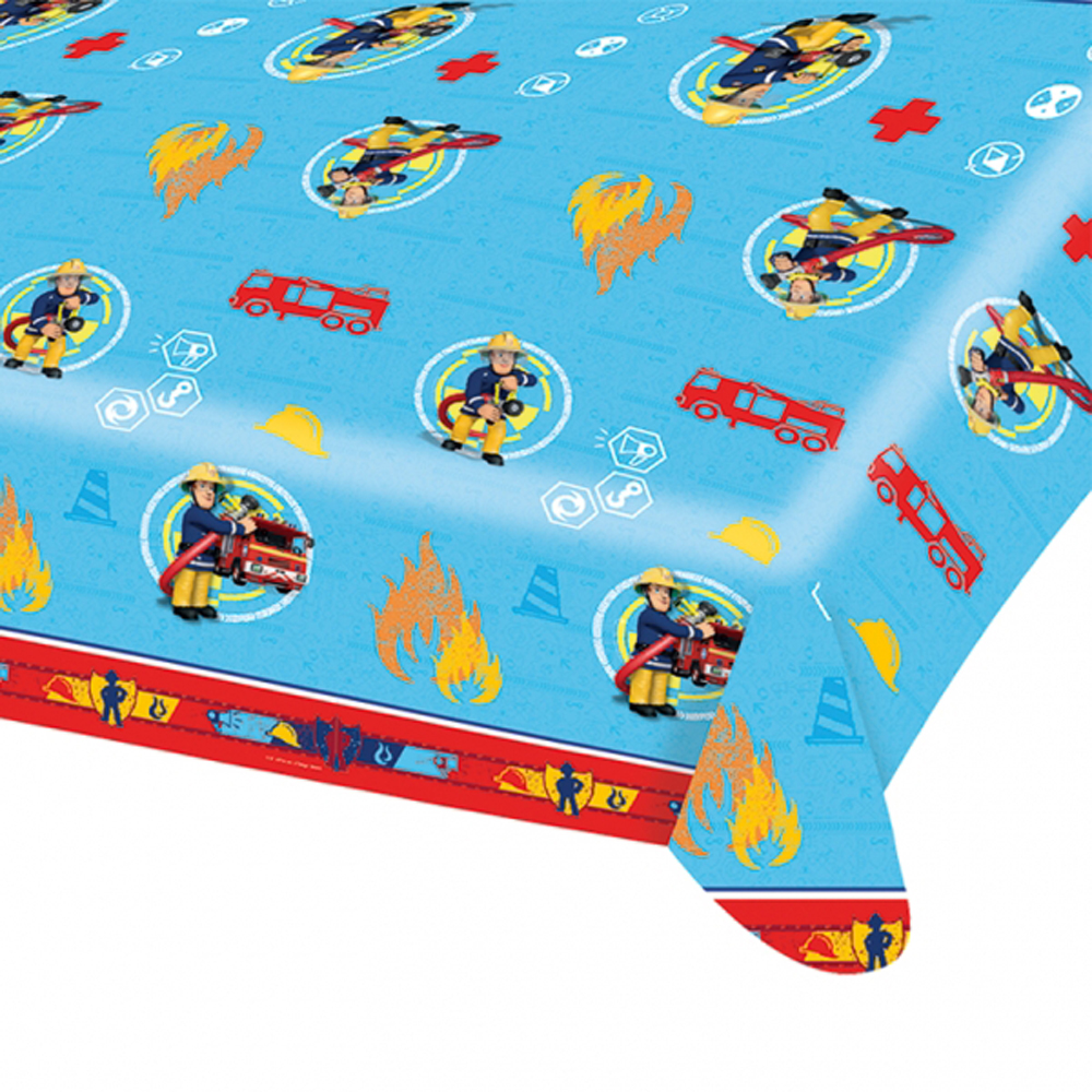 Fireman Sam Tablecover