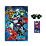JUSTICE LEAGUE PARTY GAME
