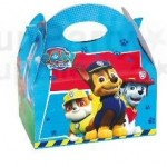 Paw Patrol Empty Favor Boxes