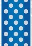 DOTS ROYAL BLUE 20 CELLO BAGS