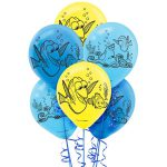 Finding Dory Balloons 6ct