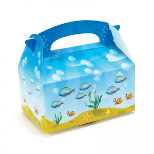 Finding Dory Fish Empty Favor Boxes