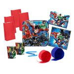 Justice League Basic Party Pack