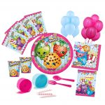 Shopkins Deluxe Party Pack