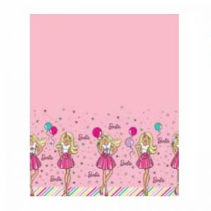 Barbie Plastic Tablecover