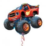 Blaze Jumbo Foil Balloon
