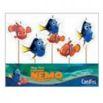 Finding Dory & Nemo Birthday Candle Picks