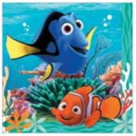 Finding Dory & Nemo Party Napkins