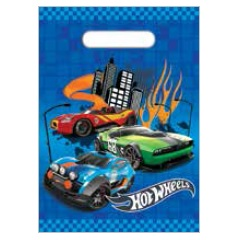 Hot Wheels Party Bag