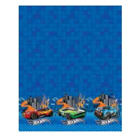 Hot Wheels Plastic Tablecover