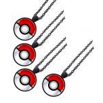 Pokemon Poke Ball Necklaces-1