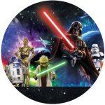 Star Wars Cake Image