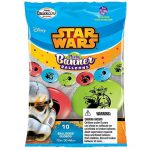 Star Wars Party Balloon Banner 10 Count